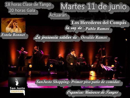 Photo of San Justo: Un matancero lleva el tango a España