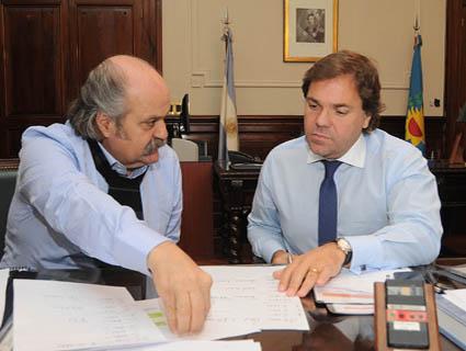 """Photo of Reunión Alberto Pérez – Alejandro Granados OBJETIVO: """"100 MIL EFECTIVOS EN LAS CALLES"""""""