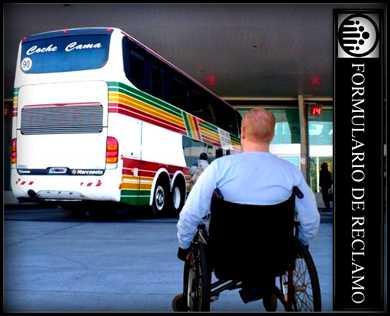 Photo of Requisitos: cómo y dónde, obtener pasajes con el certificado de discapacidad