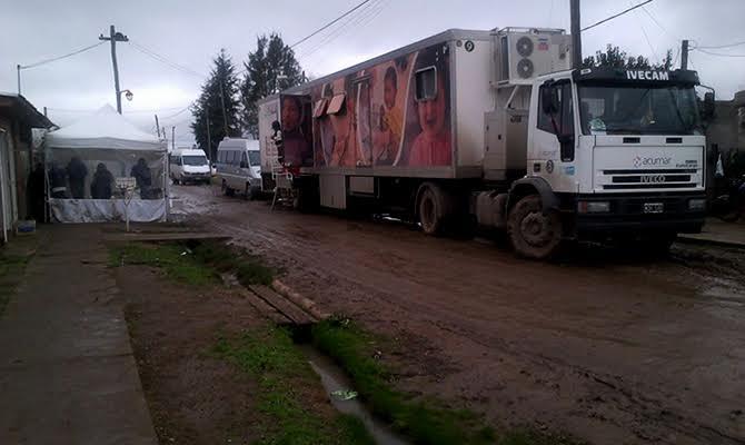 Photo of Inundación: La ACUMAR Participa De Los Operativos En La Matanza