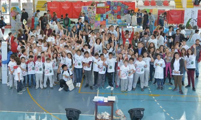 Photo of Educación:Alumnos de La Matanza en Evento Olímpico de ACUMAR