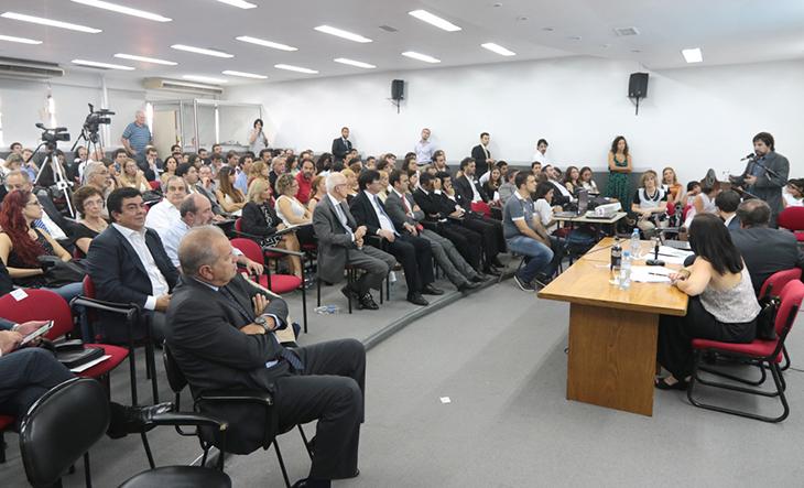 Photo of #SanJusto: #ACUMAR participó de un encuentro educativo en la #UNLAM