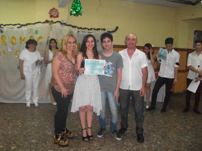 Photo of Cultura:Acto de cierre de los cursos de tangos en el Jorge Luis Congett
