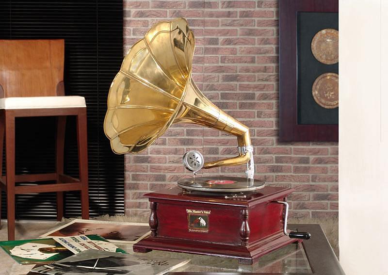 Photo of Universo de Tangos: en el recuerdo, el gramófono