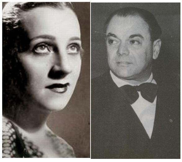 Photo of Universo de Tangos: Historia de un amor, Francisco Canaro – Ada Falcón