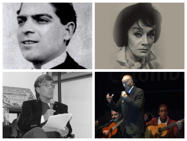 Photo of Universo de Tangos: Carlos Casellas, Juan Carlos Godoy, Alba Solís y más .Por: Carlos Alberto Scavuzzo
