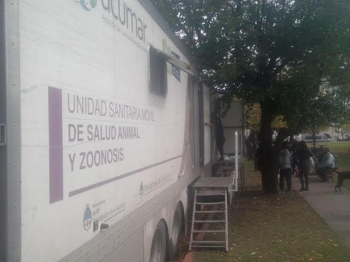 Photo of Castelar:Los vecinos participaron de la campaña de salud