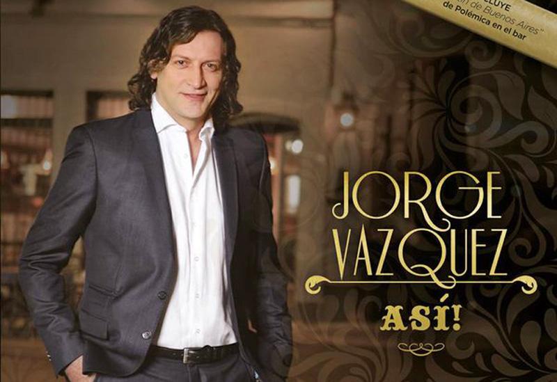 Photo of #LaBata:Jorge Vázquez presenta en San Justo su disco debut de tangos