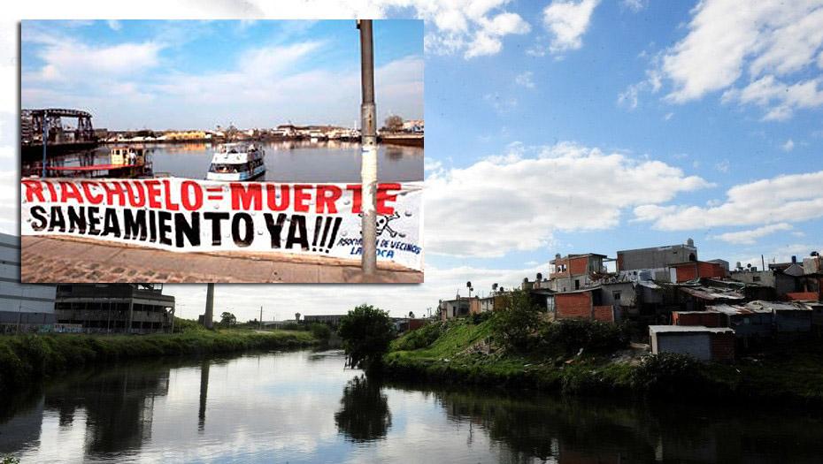 Photo of Cuenca Matanza: el riachuelo sigue contaminando más de 90mil toneladas al año