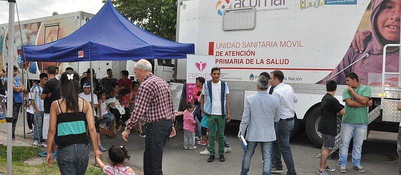 Photo of ACUMAR redujo en un 78% los operativos de salud en La Matanza.