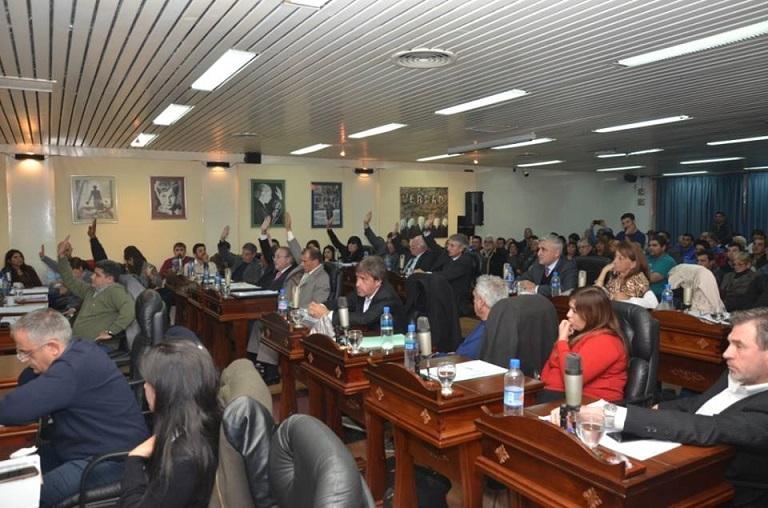 Photo of HCD La Matanza: Se aprobó por mayoría la Rendición de Cuentas del ejercicio 2016