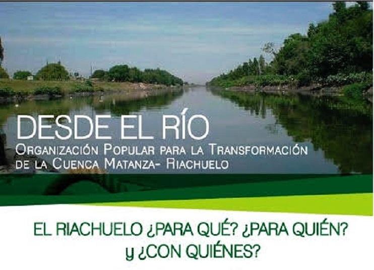 Photo of Cuenca Matanza Riachuelo: Manifiesto del 1° encuentro del espacio «Desde el Río»