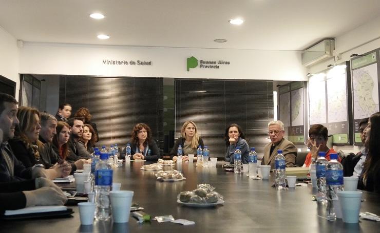 Photo of Plan Sanitario Ambiental para la Cuenca Matanza Riachuelo