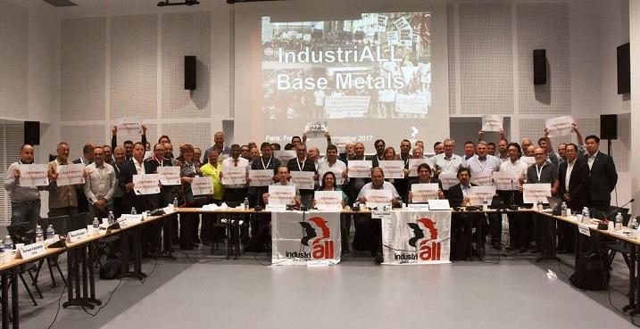 Photo of Encuentro internacional de Metalúrgicos