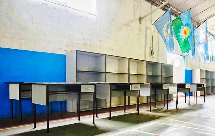 Photo of Ampliación del mobiliario escolar en cárceles de la provincia