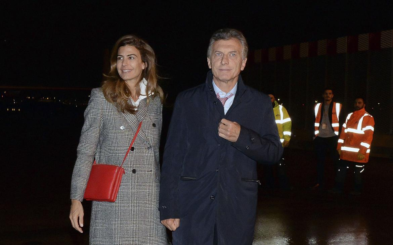 Photo of Foro Económico Mundial: Macri dejó Davos