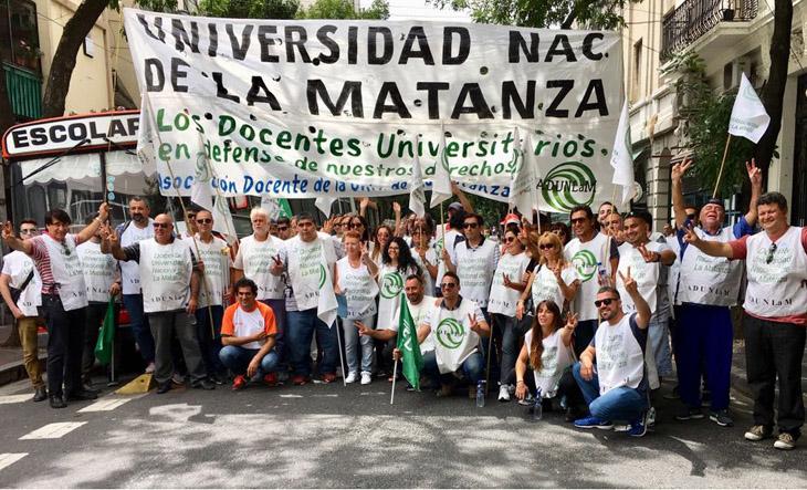 Photo of Marcha por la defensa de derechos