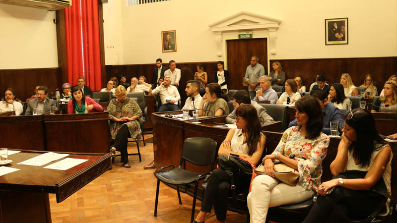 Photo of Se aprobó la adhesión a la Ley de Responsabilidad Fiscal