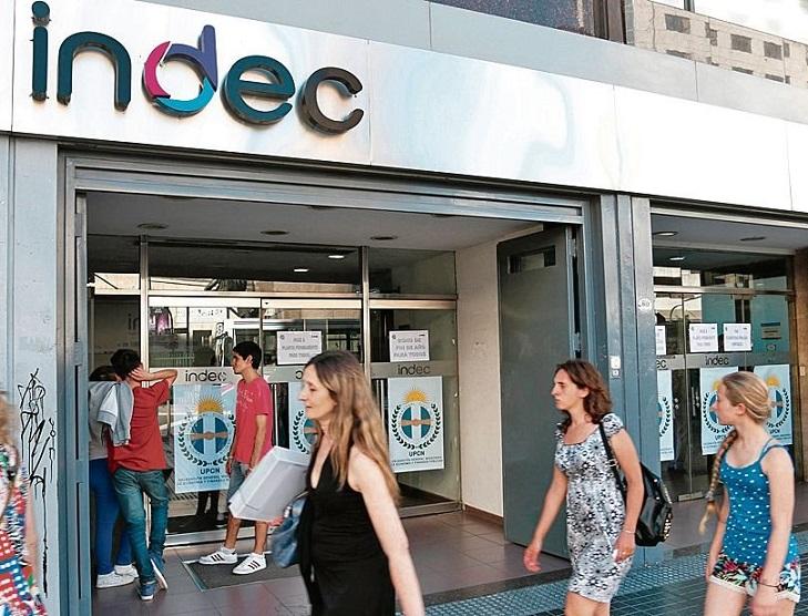 Photo of Indec: Caída interanual
