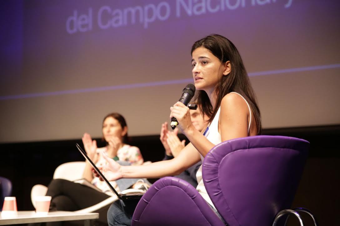 """Photo of Carmela Moreau: """"El plan económico falló y seguirá fallando"""""""