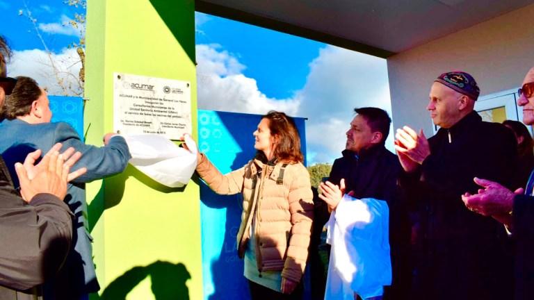 Photo of Bergman participó del cierre de un basural y  la inauguración de una unidad sanitaria ambiental