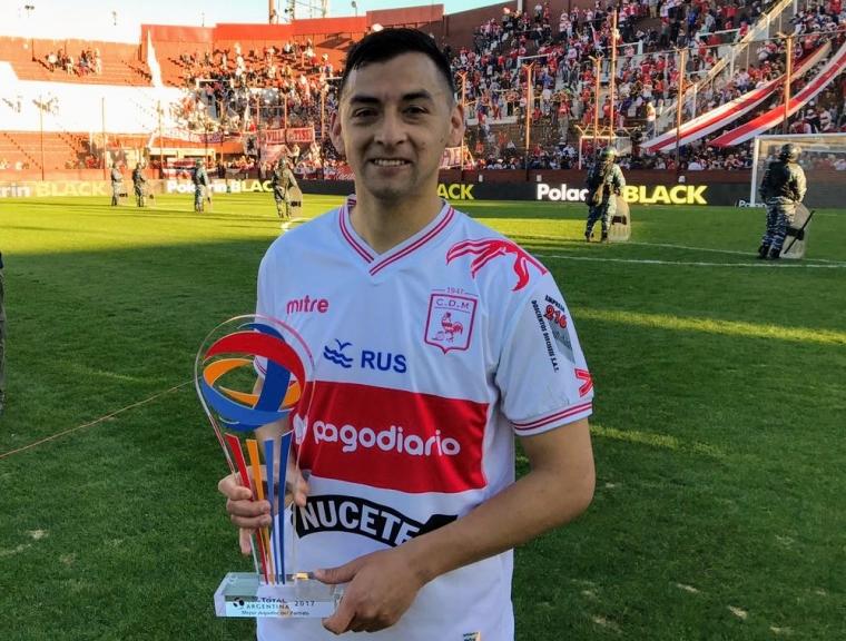 Photo of Almirante acordó el arribo de un nuevo jugador, es Leandro Guzmán
