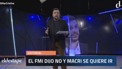 Photo of El FMI dijo No y Macri se quiere ir: el editorial de Roberto Navarro