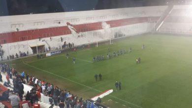 Photo of Por incidentes afuera del estadio, se suspendió el partido que Morón perdía en el Urbano ante Almagro
