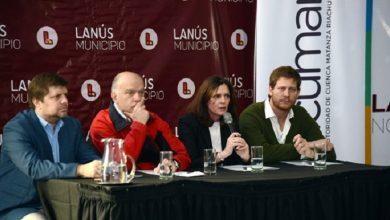 Photo of Acumar presentó el nuevo empadronamiento en Lanús