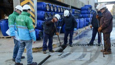 Photo of ACUMAR intimó a una empresa de Dock Sud por vuelco de hidrocarburo