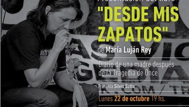 Photo of María Luján Rey, en el Concejo Deliberante de Morón