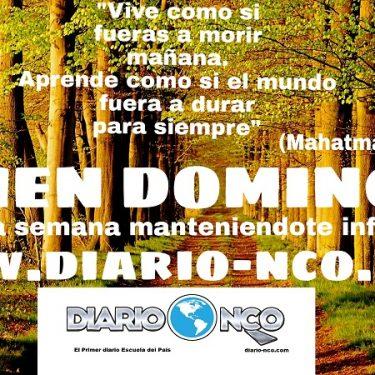 FRASE DOMINGO