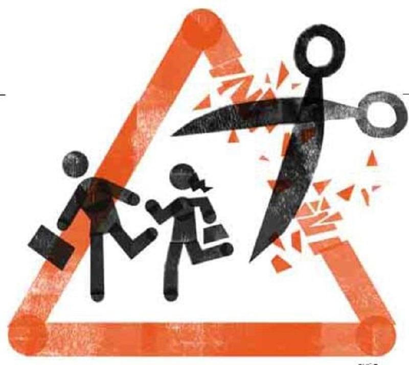 La Plata: en el Ministerio de Educación luchan contra decenas de despidos