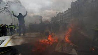 Photo of Chalecos Amarillos: Incidentes y saqueos en nueva protestaen Francia