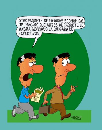 #HUMOR-DIARIO NCO- BUEN JUEVES 18 de abril