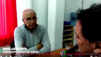 """Photo of Labbozzetta asumió en Morón: """"La salida de Meyer fue una decisión personal, necesitaba un descanso por problemas de salud"""""""