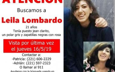 Encontraron en Entre Ríos a Leila, la joven estudiante platense desaparecida hace dos semanas