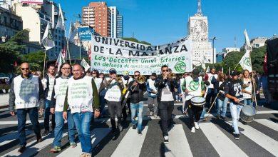 Photo of Docentes universitarios marcharán hacia Plaza de Mayo para reclamar por presupuesto educativo