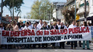 Photo of Morón: movilización al municipio ante la falta de insumos en el Hospital local