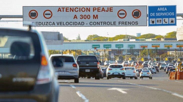 Cerrarán la autopista Buenos Aires-La Plata por obras durante dos noches