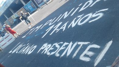 Photo of Luciano sigue creciendo: cientos de personas marcharon en Lomas del Mirador