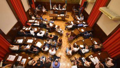 Photo of Sesión extraordinaria en el Honorable Concejo Deliberante de Morón