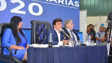 Photo of En la apertura de sesiones, Espinoza hizo fuertes anuncios sobre educación y obra pública