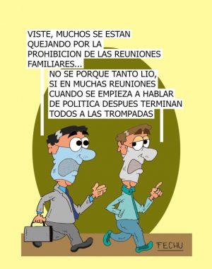 #BuenMiércoles Humor en Diario NCO 05-08-2020