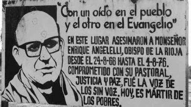 Photo of A 44 años del asesinato de Enrique Angelelli