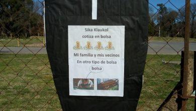 """Photo of """"A nuestros vecinos no los mató el coronavirus, pero sí el cáncer por Klaukol"""""""