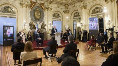 Photo of El presidente Alberto Fernández se refirió a la reforma judicial