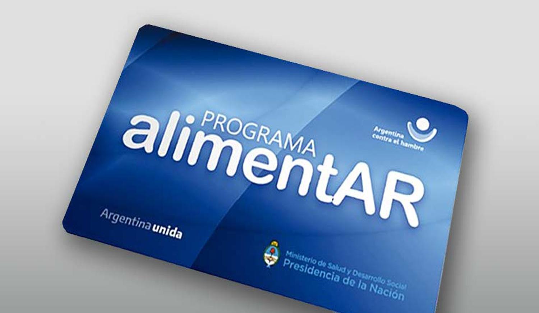 Comienza la entrega de las Tarjetas Alimentar en La Plata