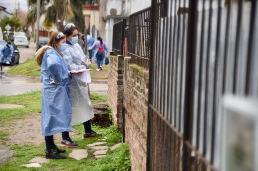 Realizarán operativos de detección de Covid en Morón Sur y Castelar Norte