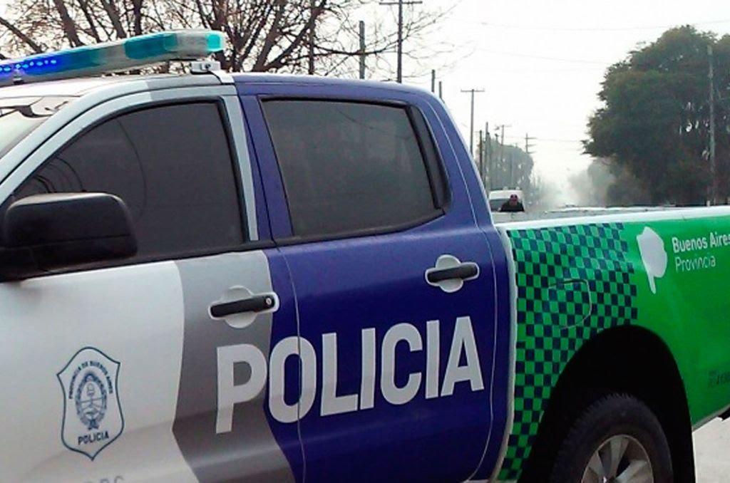 """Detienen a dos """"motochorros"""" en Morón tras un robo y una persecución"""